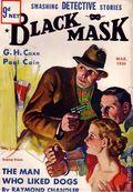 Black Mask (1923-1943 Atlas Publishing) British Reprint Edition Vol. 14 #6