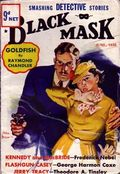 Black Mask (1923-1943 Atlas Publishing) British Reprint Edition Vol. 14 #9