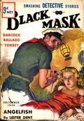 Black Mask (1923-1943 Atlas Publishing) British Reprint Edition Vol. 15 #3