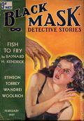 Black Mask (1923-1943 Atlas Publishing) British Reprint Edition Vol. 15 #5