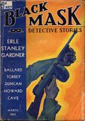 Black Mask (1923-1943 Atlas Publishing) British Reprint Edition Vol. 15 #6