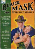 Black Mask (1923-1943 Atlas Publishing) British Reprint Edition Vol. 15 #7