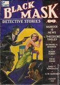 Black Mask (1923-1943 Atlas Publishing) British Reprint Edition Vol. 15 #11