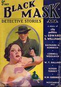 Black Mask (1923-1943 Atlas Publishing) British Reprint Edition Vol. 16 #2