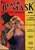 Black Mask (1923-1943 Atlas Publishing) British Reprint Edition Vol. 16 #3