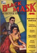 Black Mask (1923-1943 Atlas Publishing) British Reprint Edition Vol. 16 #4