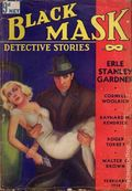 Black Mask (1923-1943 Atlas Publishing) British Reprint Edition Vol. 16 #5