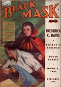 Black Mask (1923-1943 Atlas Publishing) British Reprint Edition Vol. 17 #2