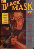 Black Mask (1923-1943 Atlas Publishing) British Reprint Edition Vol. 17 #3