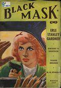 Black Mask (1923-1943 Atlas Publishing) British Reprint Edition Vol. 17 #5