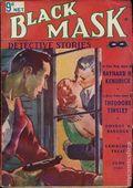 Black Mask (1923-1943 Atlas Publishing) British Reprint Edition Vol. 17 #8