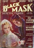 Black Mask (1923-1943 Atlas Publishing) British Reprint Edition Vol. 17 #11