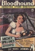 Bloodhound Detective Story Magazine (1961-1962 Digest) Vol. 1 #1