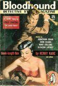 Bloodhound Detective Story Magazine (1961-1962 Digest) Vol. 1 #4