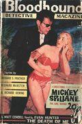 Bloodhound Detective Story Magazine (1961-1962 Digest) Vol. 1 #6