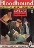 Bloodhound Detective Story Magazine (1961-1962 Digest) Vol. 1 #12