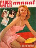 Caper Magazine (1959-1969 Dee Publishing) Annual 1963