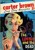Carter Brown Long Story Magazine (1959-1961) Pulp 2