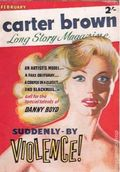 Carter Brown Long Story Magazine (1959-1961) Pulp 7