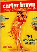 Carter Brown Long Story Magazine (1959-1961) Pulp 11