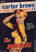 Carter Brown Long Story Magazine (1959-1961) Pulp 12