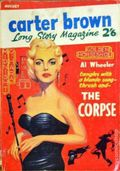 Carter Brown Long Story Magazine (1959-1961) Pulp 13