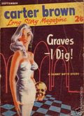 Carter Brown Long Story Magazine (1959-1961) Pulp 14