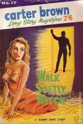 Carter Brown Long Story Magazine (1959-1961) Pulp 17