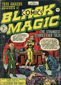 Black Magic (UK 1952-1954 Prize/Arnold Book Co.) 1