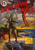 Dare-Devil Aces (1932-1946 Popular Publications) Canadian Edition 194502