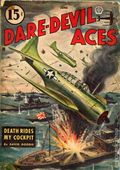 Dare-Devil Aces (1932-1946 Popular Publications) Canadian Edition 194506