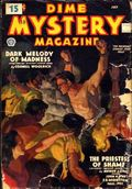 Dime Mystery Magazine (1934-1950 Popular Publications) Canadian Edition Vol. 8 #4
