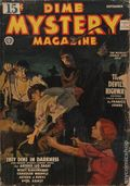 Dime Mystery Magazine (1934-1950 Popular Publications) Canadian Edition Vol. 9 #2