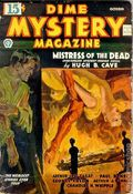 Dime Mystery Magazine (1934-1950 Popular Publications) Canadian Edition Vol. 9 #3
