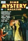 Dime Mystery Magazine (1934-1950 Popular Publications) Canadian Edition Vol. 10 #1