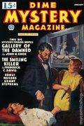 Dime Mystery Magazine (1934-1950 Popular Publications) Canadian Edition Vol. 10 #2