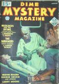 Dime Mystery Magazine (1934-1950 Popular Publications) Canadian Edition Vol. 10 #4