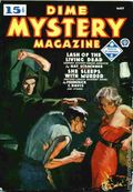 Dime Mystery Magazine (1934-1950 Popular Publications) Canadian Edition Vol. 11 #2