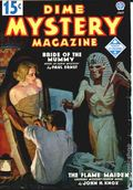 Dime Mystery Magazine (1934-1950 Popular Publications) Canadian Edition Vol. 11 #4
