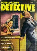 Double-Action Detective Stories (1954-1960 Columbia Publications) Pulp 1
