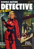 Double-Action Detective Stories (1954-1960 Columbia Publications) Pulp 2