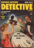 Double-Action Detective Stories (1954-1960 Columbia Publications) Pulp 3