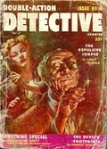 Double-Action Detective Stories (1954-1960 Columbia Publications) Pulp 4