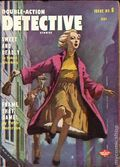Double-Action Detective Stories (1954-1960 Columbia Publications) Pulp 6