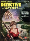 Double-Action Detective Stories (1954-1960 Columbia Publications) Pulp 7