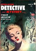 Double-Action Detective Stories (1954-1960 Columbia Publications) Pulp 8