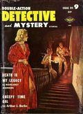 Double-Action Detective Stories (1954-1960 Columbia Publications) Pulp 9