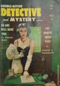 Double-Action Detective Stories (1954-1960 Columbia Publications) Pulp 11