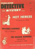 Double-Action Detective Stories (1954-1960 Columbia Publications) Pulp 12