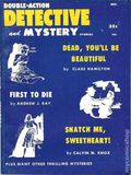 Double-Action Detective Stories (1954-1960 Columbia Publications) Pulp 13